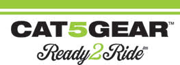 Cat5Gear logo