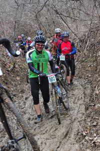 Walking the mud